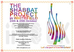 Introducing the Shabbat Project in Whitefield