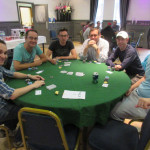 Poker tournament fund raiser