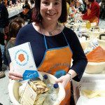 WHC table at Great Challah Make Event City