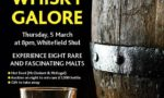 Whisky Galore 5th March