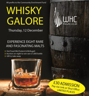 Whisky Galore 12 Dec
