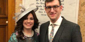 Rabbi Ephraim & Malki Guttentag our new Rabbinic couple